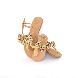 Buttercup Sandals Σετ Mother & Daughter (Ειδική Τιμή)