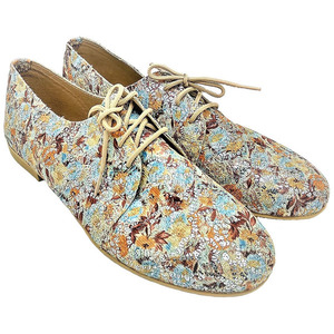 "MARGO SHOES Oxfords ""SPARKLE FLOWERS"""