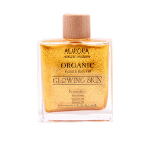 AURORA ORGANIC BODY OIL, 100ml