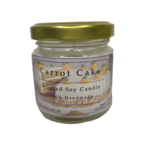 Carrot Cake 100% Soy Candle 106ml