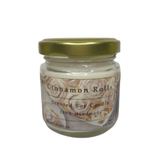 Cinnamon Rolls 100% Soy Candle 106ml