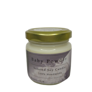 Baby Powder 100% Soy Candle 106ml