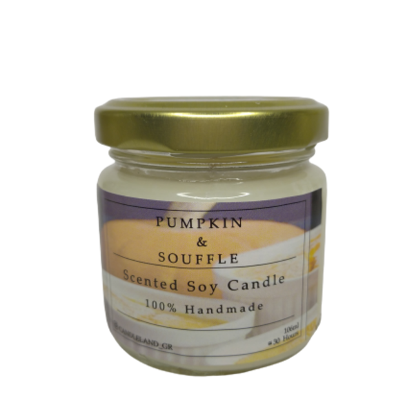 Pumpkin Souffle 100% Soy Candle 106ml